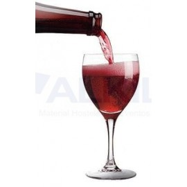 Copa Merlot de vino tensionada 31 cl.