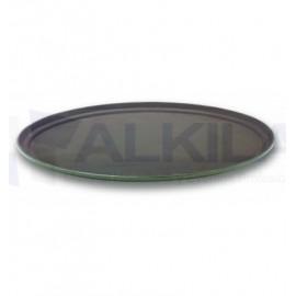 Bandeja fibreglas antideslizantes oval