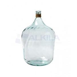 Bombona de cristal de limonada