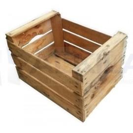 Caja madera vintage