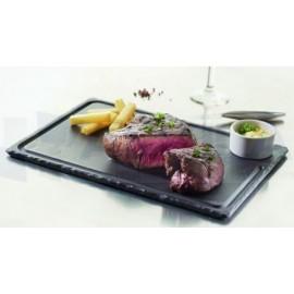 Plato Basalt Steak 33x24 cm.