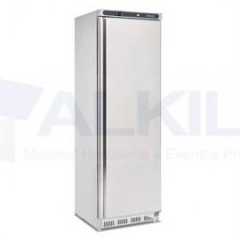 Armario frigorifico inox 400 L. 60 x 60 x 185,5 cm.