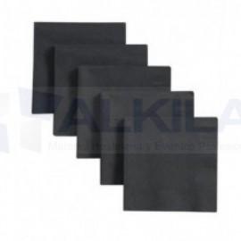 Lito negro 50 x 50 cm