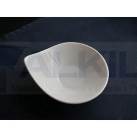 Bowl mango blanco moderna 8 x 9 cm