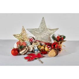 Adornos navidad variado