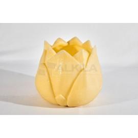Velas forma tulipán