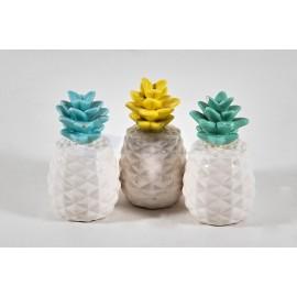 Piñas cerámica