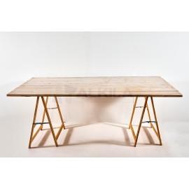 Mesa para puesto con tablero